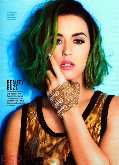 magazines the charmer pages katy perry for