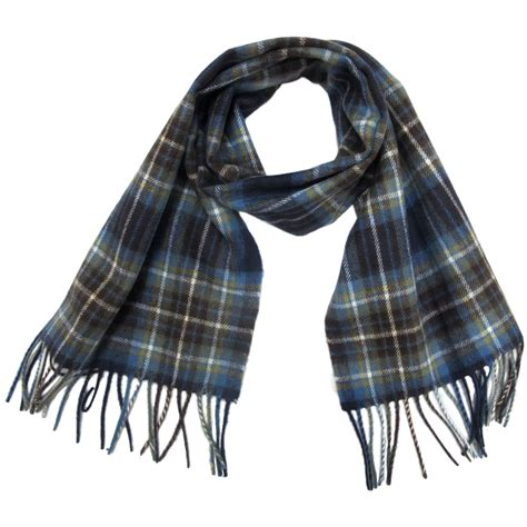 ingles buchanan 100 wool plaid scarves made in scotland