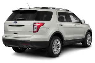 2014 ford explorer suv base 4dr front wheel drive exterior
