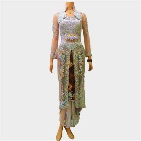 Kain Kebaya Tile Tali Kuur kebaya batik modern kode kbw 80