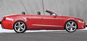 Audi A7 Hardtop Convertible Initial Details For Audi A7 Four Door Coupe Revealed