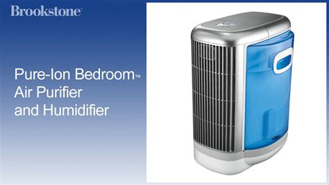 ion bedroom air purifier and humidifier
