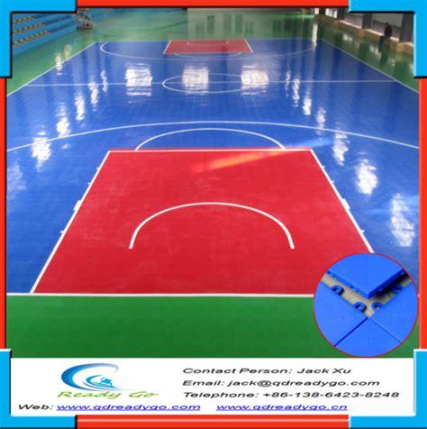Basketball Court Plastic Flooring by Interlocking Sports Court Flooring Plastic Indoor