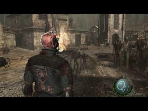 mod game resident evil 4 resident evil 4 pc zombie mod v1 1 day preview youtube