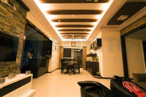 False Ceiling Designs For Living Room In Flats by Hiring An Interior Designer Is It A Right Choice Bonito Designs