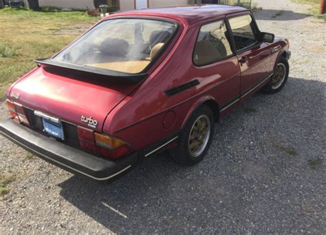 manual cars for sale 1984 saab 900 electronic throttle control 1984 saab 900 8 valve turbo original good condition rare for sale saab 900 1984 for sale in