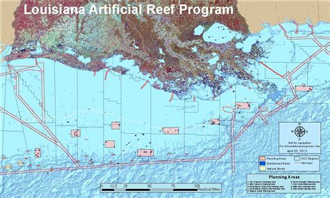 texas bank fishing map fishing louisiana department of wildlife and fisheries