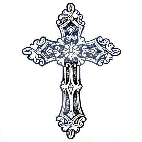 cross temporary tattoos buy wholesale cross from china cross