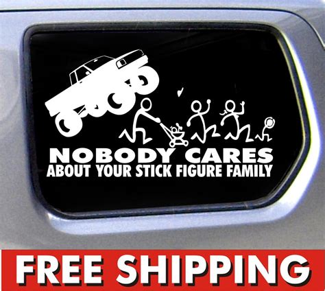 funny monster truck videos stick figure family nobody cares monster truck funny