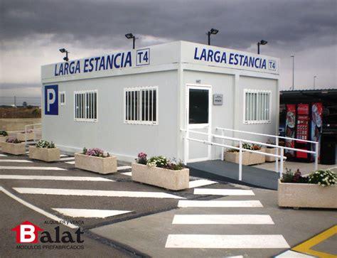 oficinas atesa madrid oficinas prefabricadas parking de larga estancia