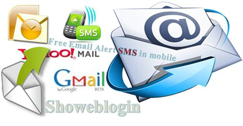 free sms alerts on mobile how to get free email alerts via sms to any mobile network