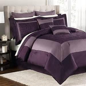 Purple Comforter Set Bed Bath And Beyond Buy 12 Comforter Set From Bed Bath Beyond