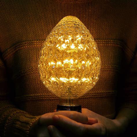strawberry light bulb 187 petagadget