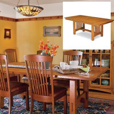 Craftsman Dining Room Table 1000 Ideas About Craftsman Dining Room On Pinterest Craftsman Craftsman Bungalows And Bungalows