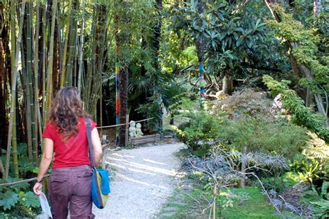 botanischer garten am gardasee park andre heller giardino botanico heller gardone riviera gardasee italien