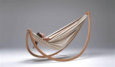 Modern Hammock intersection of hammock and swing woorock hammock swing digsdigs