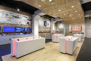 interior design stores smartphone concept store by brigada 187 retail design blog