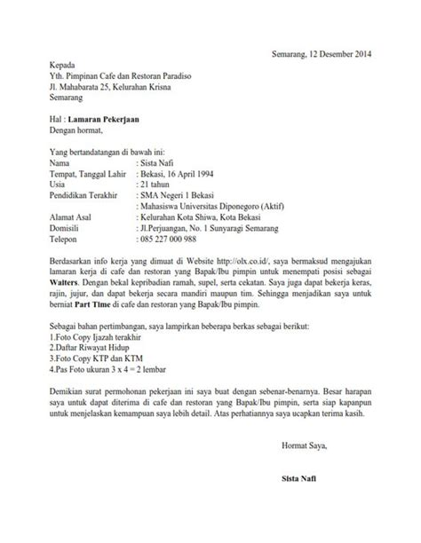 Contoh Surat Permohonan Audiensi Suratmenyuratnet