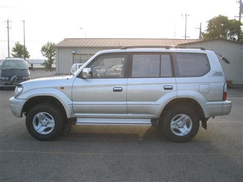 2000 Toyota Land Cruiser For Sale 2000 Toyota Land Cruiser Prado Pictures 2700cc Gasoline