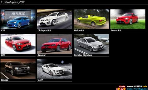 when was the holden car produced build your own car try holden special vehicles hsv