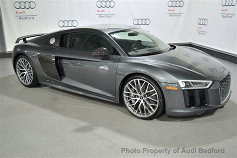 New Audi R8 2018 by 2018 New Audi R8 Coupe V10 Plus Quattro Awd At Audi
