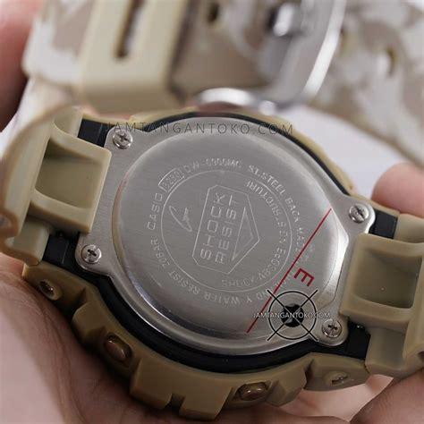 Jam Tangan Dw Ori Kulit jam tangan g shock dw 6900 loreng coklat gurun ori bm