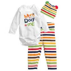 Baby Clothing 2015 New Baby Clothing Set Romper Pant Hat Fashion Baby