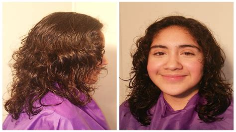 cortes en capas para cabello rizado y abundante 2017 corte pelo rizado en capas how to cut curly hair into