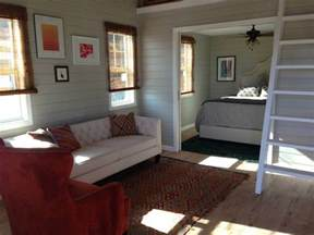 Tiny House With Bedroom Downstairs by Simple And Stylish Kanga Rooms Craftsman Cottage Tiny