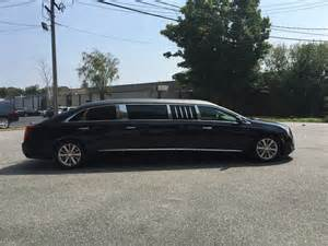 Cadillac Xts Limo 2016 Cadillac Xts S S New 70 Raised Roof Six Door Limousine