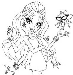 monster coloring pages monster high coloring pages that