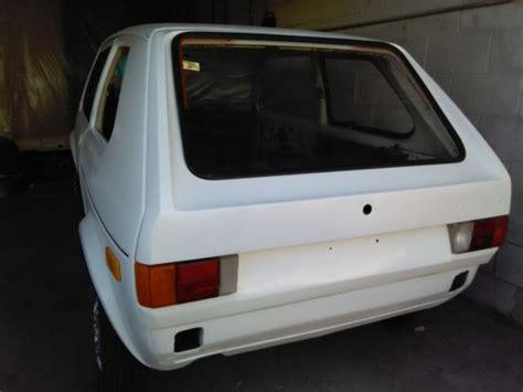 vintage volkswagen rabbit vintage 1976 volkswagen rabbit 2 door hatchback shell