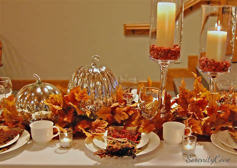 serenity cove inspiring christmas tablescapes