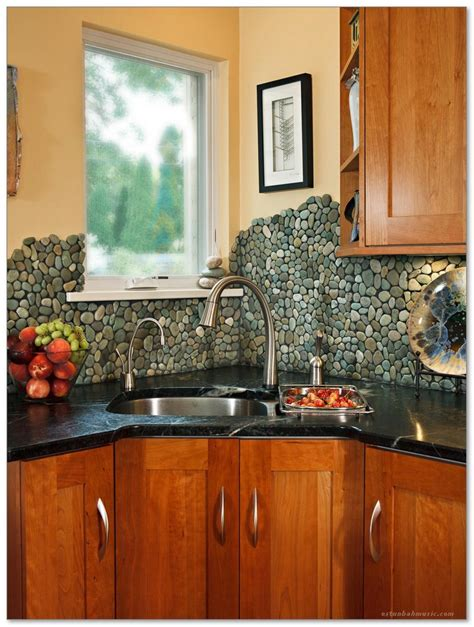 creative backsplash ideas for kitchens creative kitchen backsplash ideas home decor