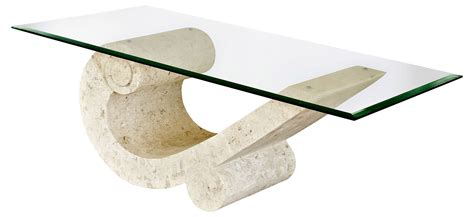 Stone Base Glass Coffee Table Artedi Marble Base Glass Top Base For Glass Top Coffee Table
