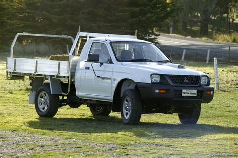 mitsubishi triton 2006 2003 2006 mitsubishi triton recalled in australia 9500