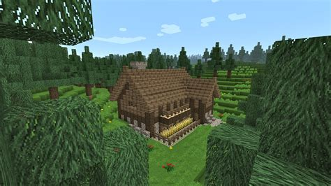 Nordic Cottage by Nordic Cottage Minecraft Project