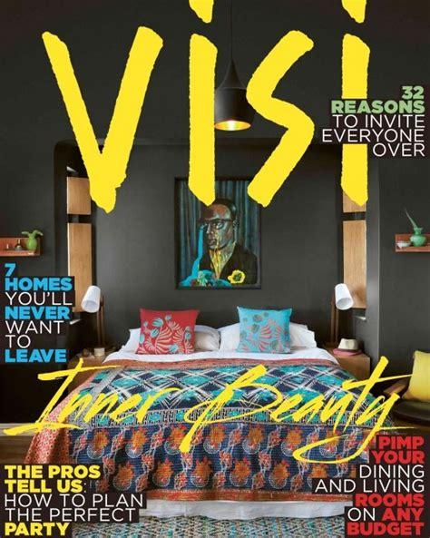 Best Home Interior Design Magazines Visi Articles Where To Find Visi Magazine For My