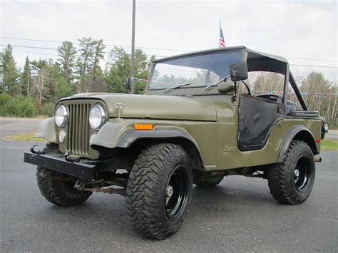 Jeep Cj For Sale In Cj5 Jeeps For Sale