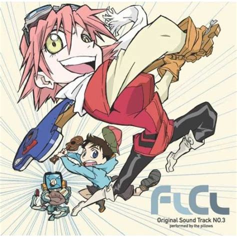 Flcl Pillows by Flcl Fooly Cooly Ost 3