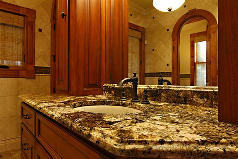 Granite Countertops For Bathroom Vanities Bathroom Granite Marble Countertops Bathroom Tile Design Bathrooms