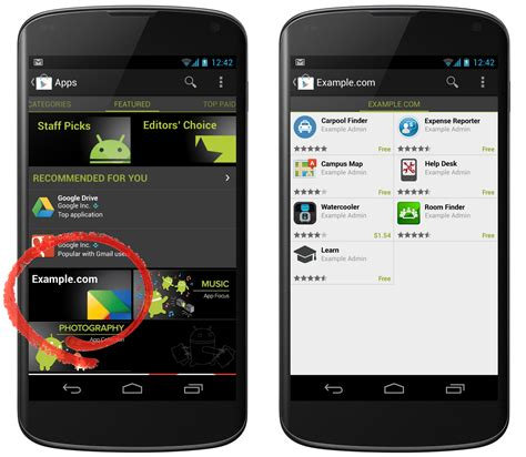 play app for android official cloud a new way to distribute your android apps