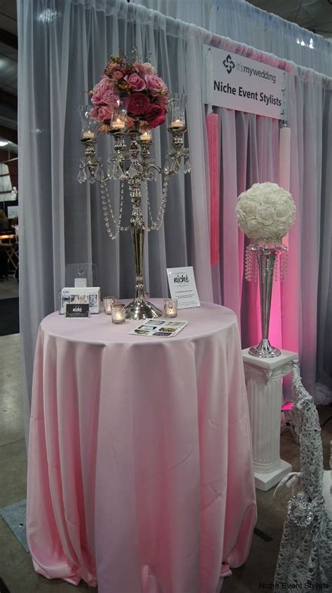 25  best ideas about Wedding expo booth on Pinterest