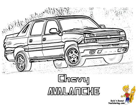 coloring pages gmc truck american pickup truck coloring sheet free trucks jeep