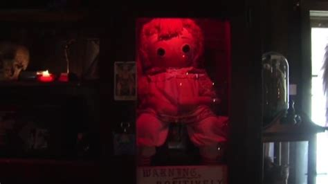 annabelle doll true story is annabelle based on a true story real tale of