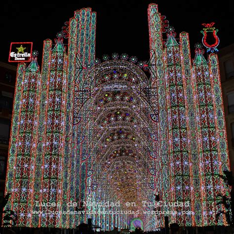 iluminacion navideña madrid 2018 fallas 2015 valencia luces de navidad en tu ciudad