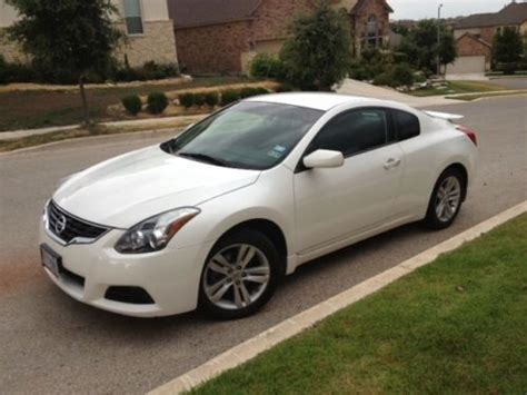 find used 2010 nissan altima s coupe 2 door 2 5l in