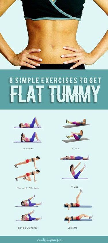 best 25 flat tummy ideas on flat tummy workout tummy workout and flat stomach workouts