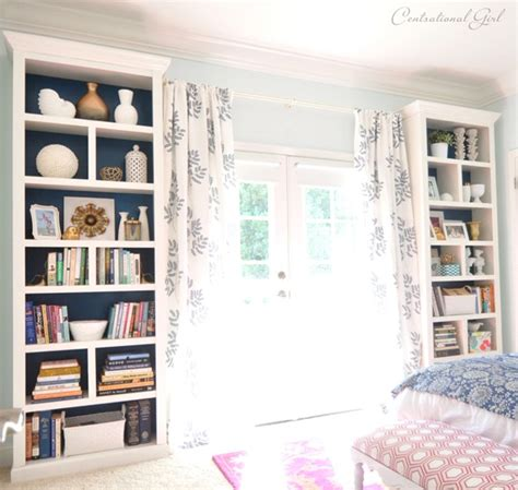 make an ikea billy bookcase more stylish and refined add crown molding trim and dividers bm