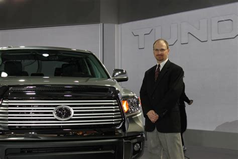 Mike Toyota Q A With Mike Sweers Toyota Chief Engineer For Tundra And